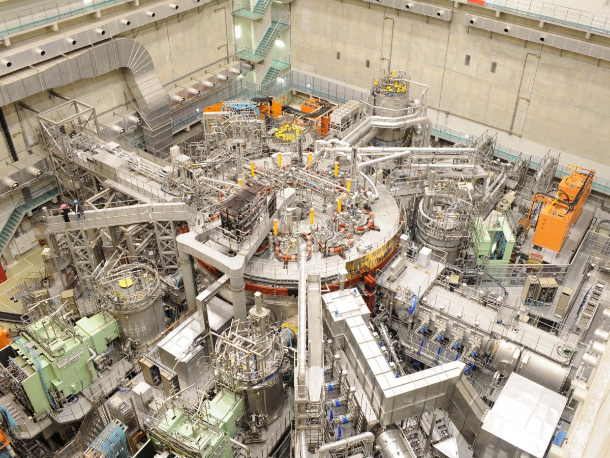 Nuclear Fusion Research for a Clean Future Energy